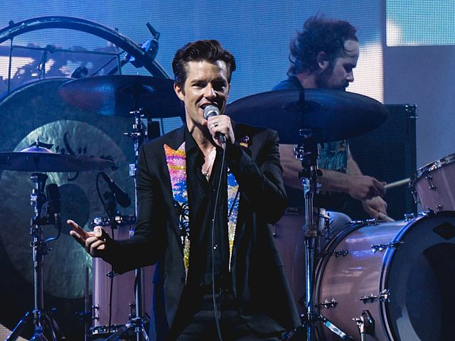 Hyde Park The Killers